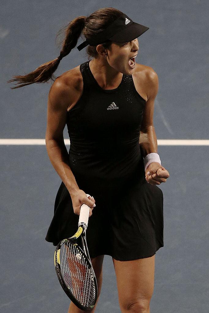 Лучшие теннисные наряды 2010-х