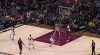 LeBron James with 13 Assists  vs. Chicago Bulls