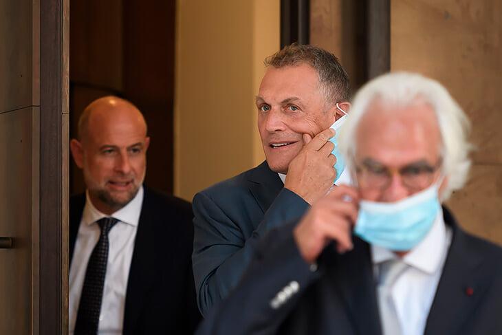 Боссу «ПСЖ» грозит тюрьма: прокуратура Швейцарии просит 28 месяцев из-за подкупа генсека ФИФА