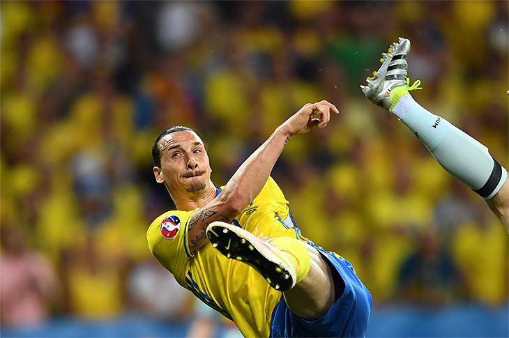 Манчестер Юнайтед, ЧМ-2018, сборная Швеции, Златан Ибрагимович