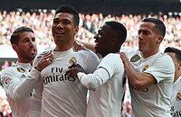видеоповторы, видео, судьи, Ла Лига, Атлетико, Реал Мадрид