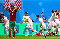 Nike, Азиз Бухаддуз, Сборная Марокко по футболу, Алиреза Бейранванд, Сборная Ирана по футболу, ЧМ-2018