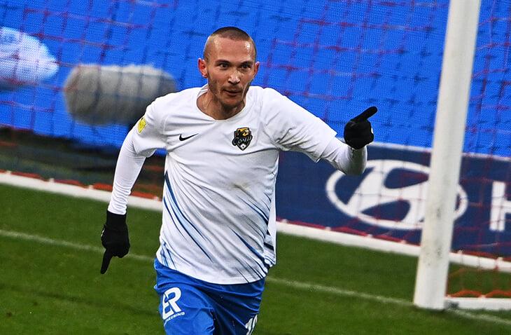«Сочи» притормозил ЦСКА: забил нападающий, который дебютировал за армейцев в 17