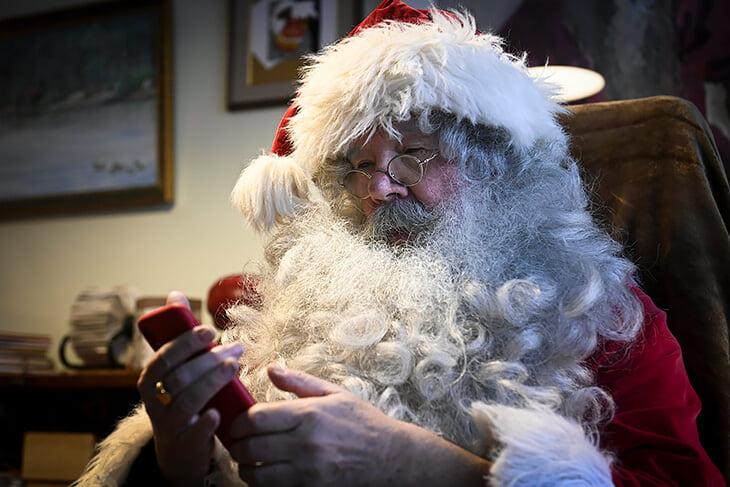 «Дед Мороз, я тебе нужнее». Письмо Василия Уткина с пожеланиями на 2021 год