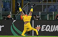 Лацио, Селтик, Лига Европы УЕФА, болельщики, Оливье Нтчам