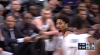 Spencer Dinwiddie sets up the nice finish