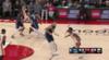 Gary Trent Jr. 3-pointers in Portland Trail Blazers vs. Dallas Mavericks