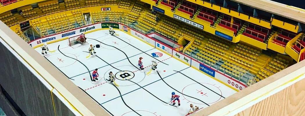Фанат из Канады воссоздал стадион любимого клуба. Никакого Лего – только ручная работа!