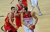 сборная России, сборная Турции, Евробаскет-2017