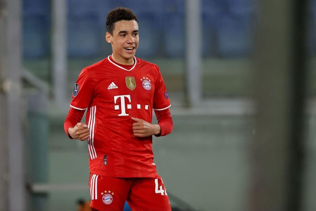 Мусиала из «Баварии» решил играть за Германию, а не Англию. Убедили Лев, Гнабри, Киммих – и видео от Стефа Карри