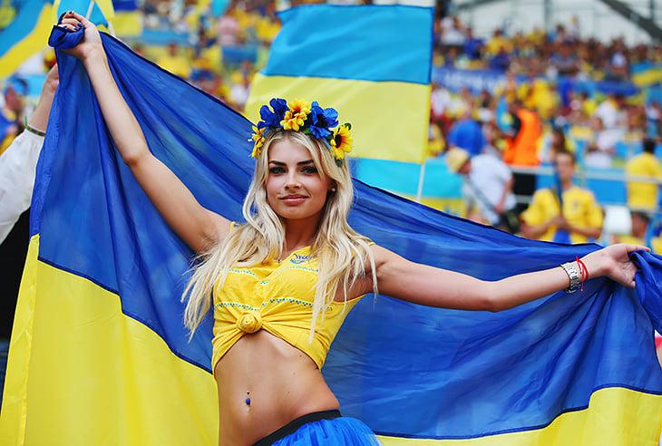 Украина девок секс #10