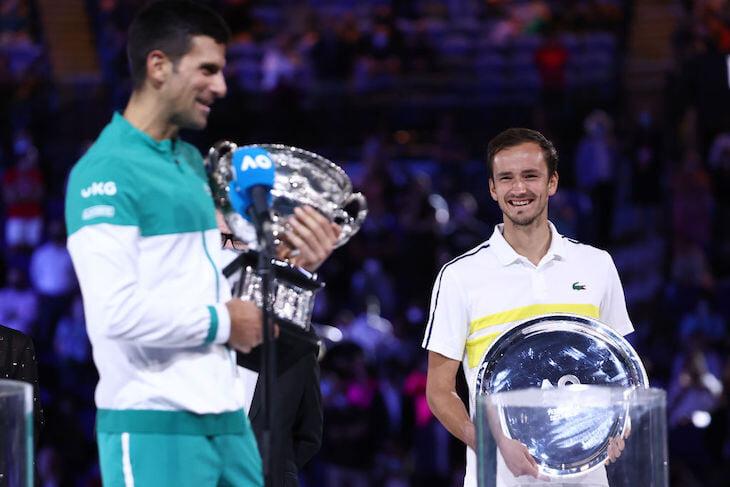 Медведев не взял «Шлем», но проиграл красиво. Его речь после финала – признак большого человека