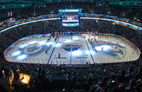 НХЛ, Теему Селянне, Евгений Дадонов, NHL Global Series, Кайл Коннор, Александр Барков, Патрик Лайне, Флорида, Виннипег