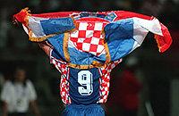 чемпионат Европы, Сборная Хорватии по футболу, чемпионат мира, игровая форма, ЧМ-1998