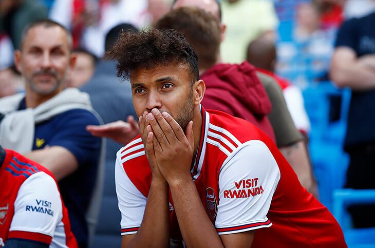 «Арсенал» на дне: сгорел «Сити» 0:5, проиграл все 3 первых матча АПЛ (впервые за 67 лет) и ни разу не забил