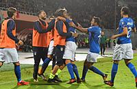 сборная Италии, сборная Албании, квалификация ЧМ-2018