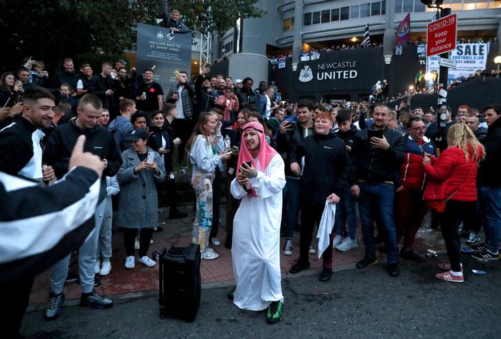 АПЛ верит, что клуб купила не Саудовская Аравия, Ширер и фанаты рады, в медиа – тяжелая рефлексия: мир после обогащения «Ньюкасла»