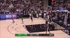 Giannis Antetokounmpo throws down the alley-oop!
