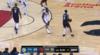 Fred VanVleet 3-pointers in Toronto Raptors vs. Philadelphia 76ers