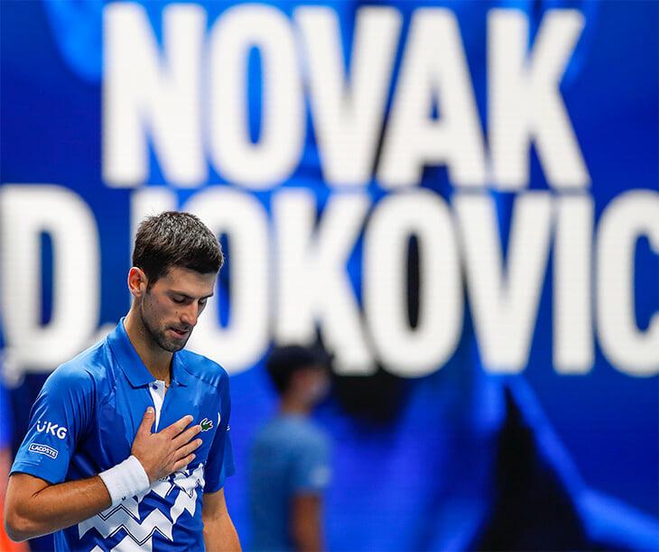 👑У Джоковича рекорд – 311 недель на первой строчке рейтинга. Треть карьеры он – лучший в мире