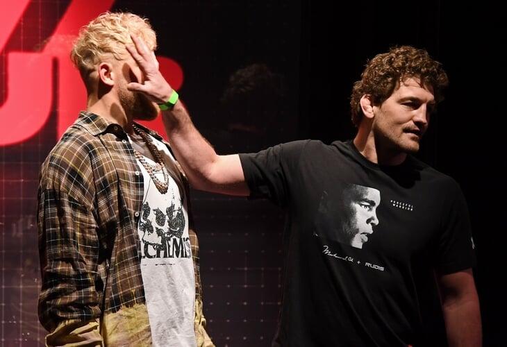 Бен Аскрен против Джейка Пола, Фрэнк Мир – Стив Каннингем. Онлайн безумного вечера бокса в Атланте
