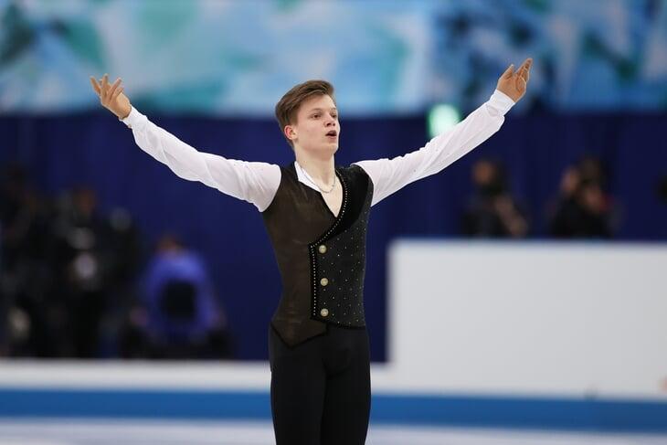 Евгений Семененко – прорыв сезона: не сломался после 11-го места на чемпионате России, лучший по технике после Ханю и Чена