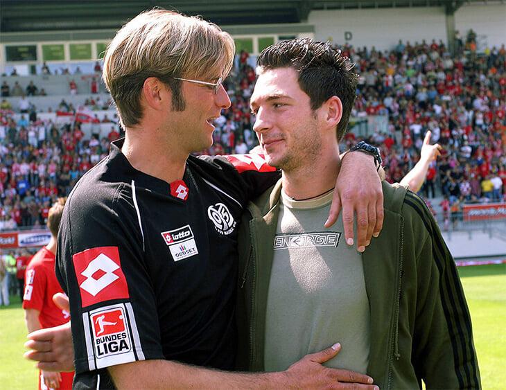 Новый тренер «Динамо» – тоже друг Клоппа