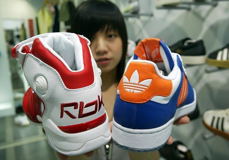 Adidas купил Reebok, чтобы отжать у Nike американский рынок. Не получилось