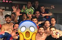 ПСЖ, Барселона, Лига чемпионов