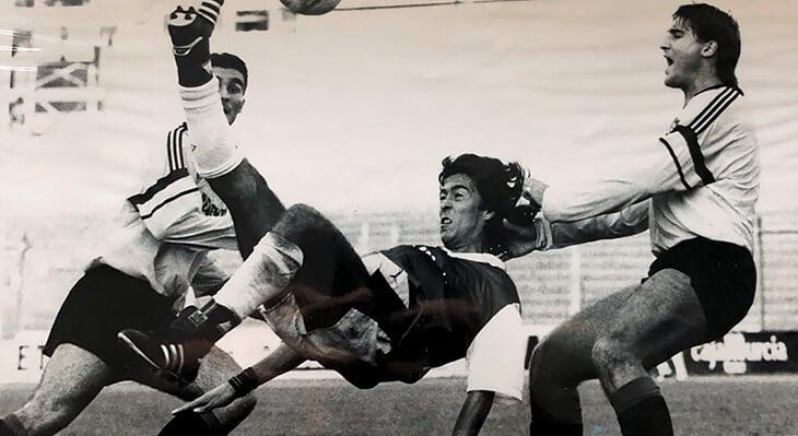 футбол в испании история