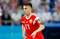 На победу России над Кипром можно поставить с коэффициентом 3.5