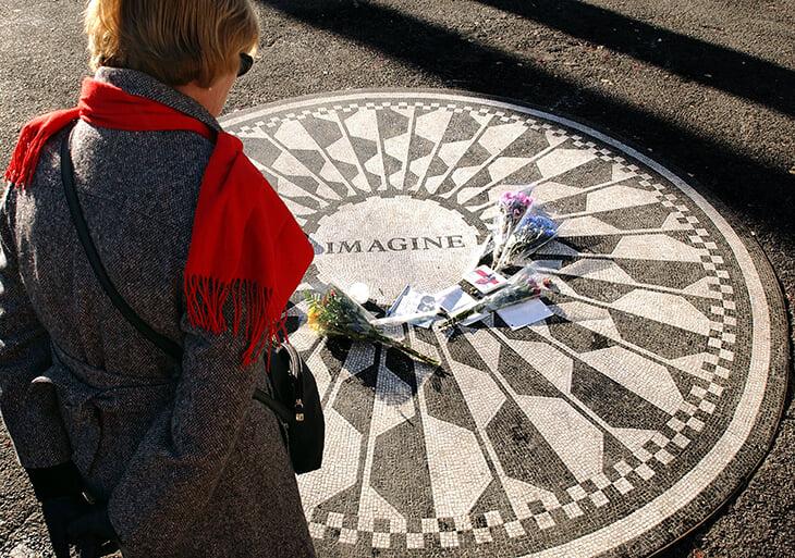 Imagine Леннона – уже классика Олимпиад. Пели Стиви Уандер и Леди Гага, соавтором Джон считал Йоко Оно