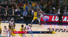 Justin Holiday Blocks in Indiana Pacers vs. Detroit Pistons