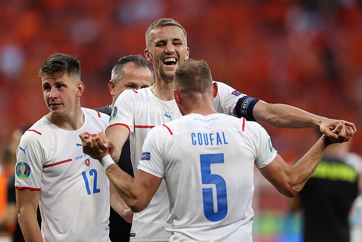 Сборная Чехии не была бы такой смелой без тренера «Славии». Он вдохновляется работой Клоппа