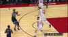 Isaiah Hartenstein Blocks in Houston Rockets vs. Minnesota Timberwolves