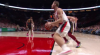 Jusuf Nurkic Posts 10 points, 10 assists & 10 rebounds vs. Cleveland Cavaliers