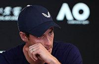 Маррей уходит из тенниса из-за дикой боли: он даже не может спокойно надеть носки