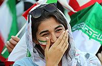 болельщики, Сборная Ирана по футболу, квалификация ЧМ-2022