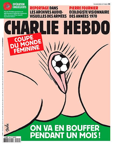 «Талибан»: это хуже, чем мы думали!» Charlie Hebdo объединил на одной обложке Месси и Афганистан 😱