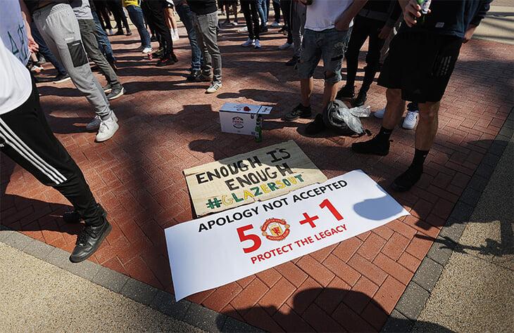 Англичане собрали 100 000 подписей за правило «50+1». Теперь борьбу с миллиардерами-владельцами рассмотрит парламент