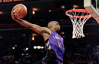 Майкл Джордан, Винс Картер, НБА, Матч всех звезд НБА, Шон Кемп