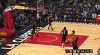Donovan Mitchell skies for the big oop
