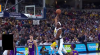 Myles Turner with one of the day's best dunks
