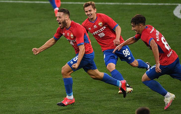 ЦСКА вырвал дерби у «Спартака»: прервали ужасную серию, выиграли впервые с ноября