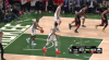 Brook Lopez Blocks in Milwaukee Bucks vs. Toronto Raptors