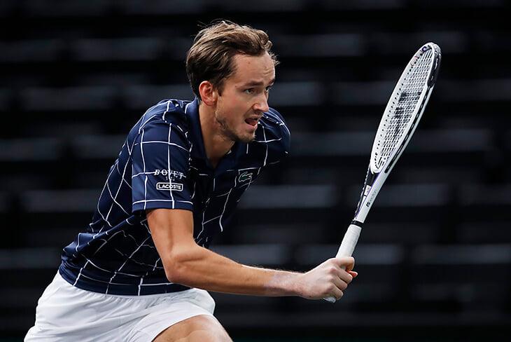 Медведев взял «Мастерс» в Париже! По-царски развернул тяжелый финал и выиграл первый титул за год