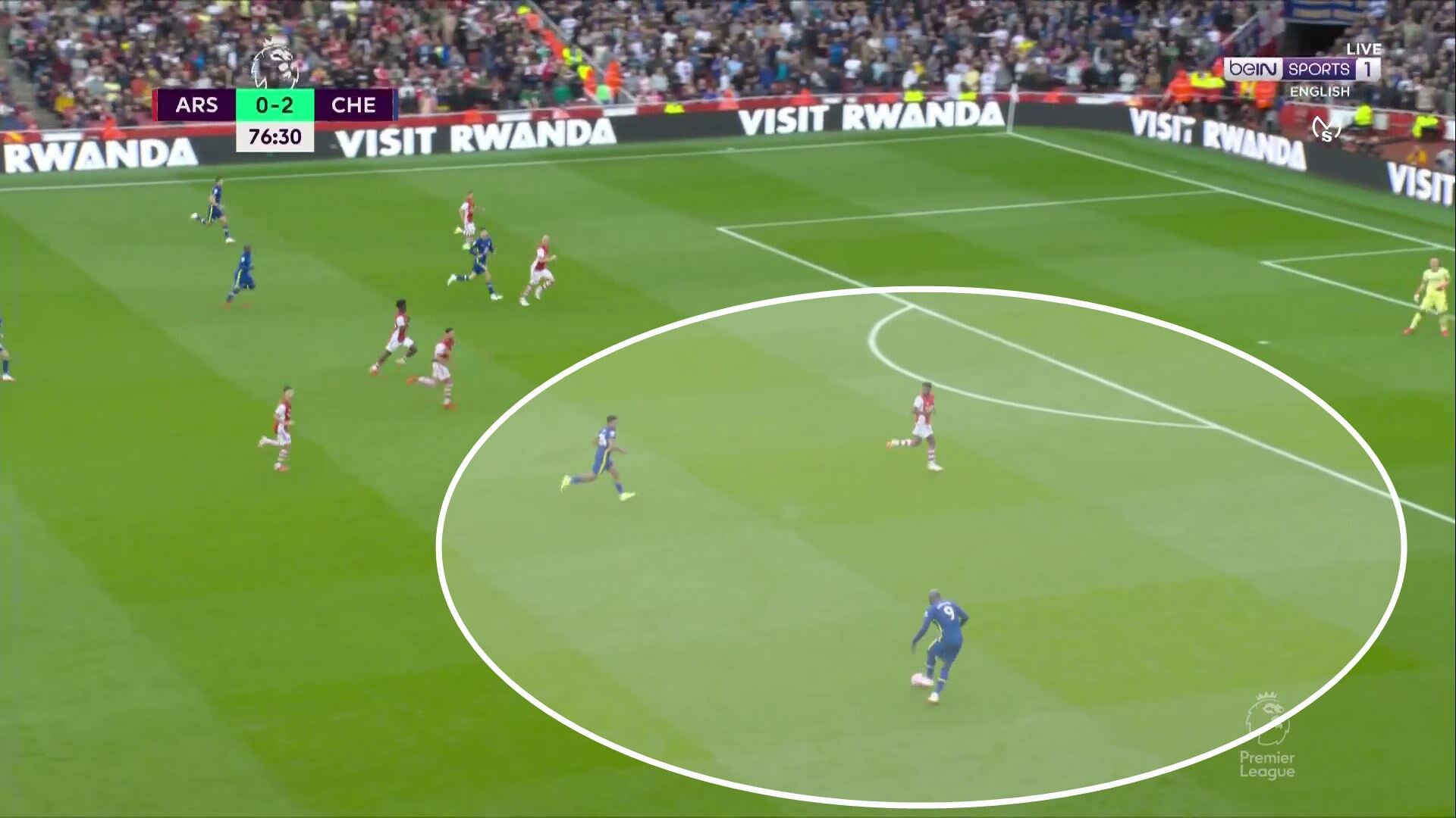 «Челси» уничтожил «Арсенал»: и в позиционках, и в быстрых рейдах. Тухель уже адаптировался под Лукаку – сработало устрашающе сильно