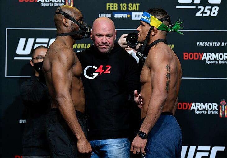 Бывшие друзья зарубятся за титул UFC. Их общий тренер даже не приедет на бой – ему сложно смотреть на разборку Усмана и Бернса