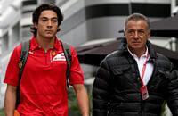 техника, Феррари, Формула-1, Жан Алези, Формула-2, GP3, Джулиано Алези, почитать, деньги, красава