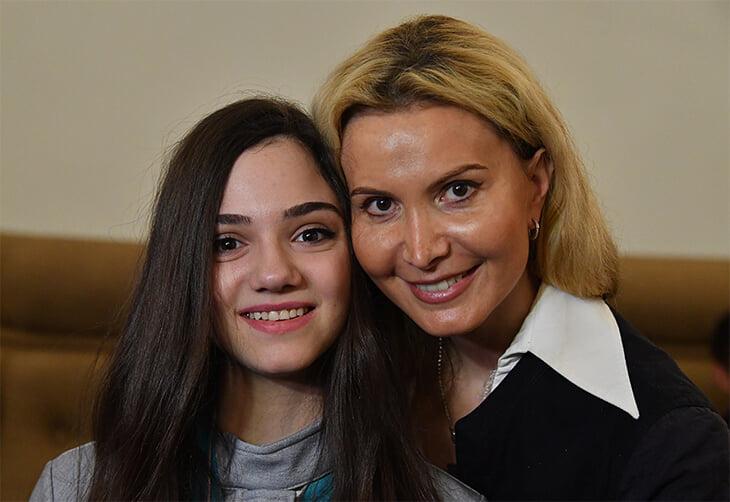 Возвращение Медведевой к Тутберидзе не жест отчаяния, а идеальный вариант. 11 лет Женя равнялась только на Этери